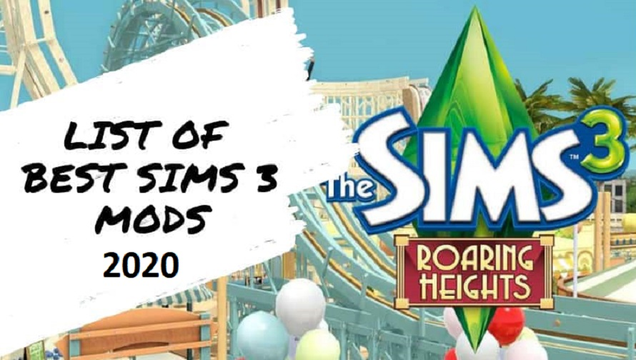list of sims 3 mods 2020