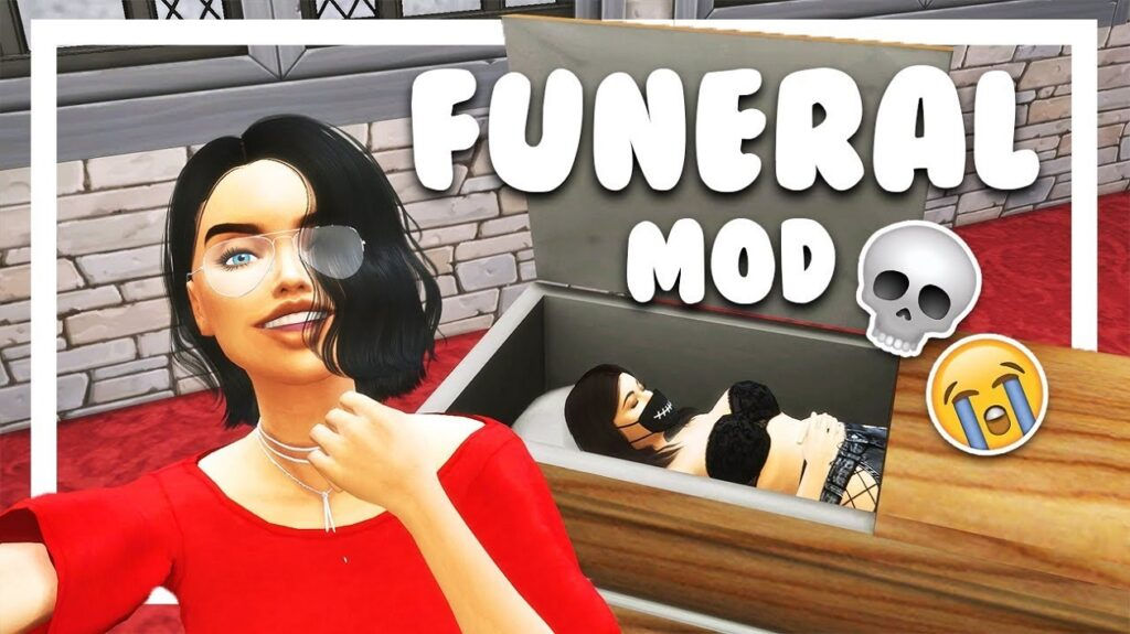 Sims 4 Funeral Mod |  Funeral Event Mod Download