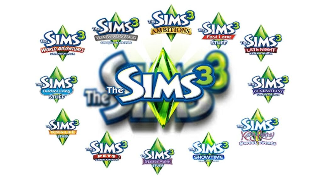 Sims 3 Complete Collection | All In one (Download)