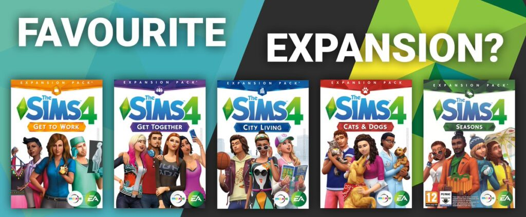 Best Sims 4 Expansion Packs, Ranked & Dlc Ranked(Download)