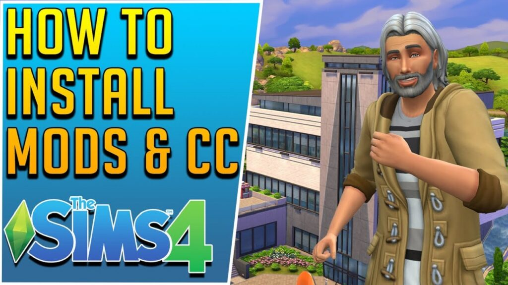 How To Add Mods to Sims 4 , Install, Download (Updated) 2021